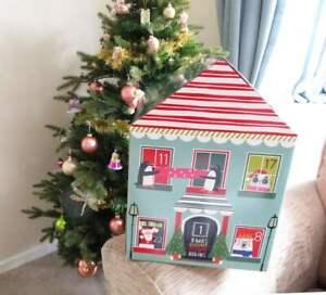 John Lewis Christmas Eve Advent Calendar Box