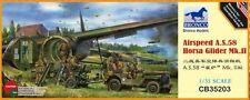 Bronco Models 1/35 Airspeed A.S.58 Horsa Glider Mk.II