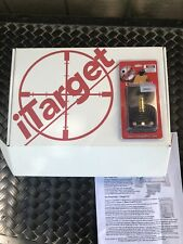 iTarget Pro Sled & Target Training System, Dry Fire Laser Included .38 Special