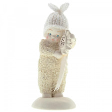 Snowbabies Number #1 BFF Figurine 6001866 - Brand New & Boxed