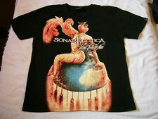 SONATA ARCTICA - original STONES GROW… T-Shirt!! heavy metal