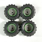 New Bright Industries Monster Jam Grave Digger RC Truck Four Tires Rims & Screws