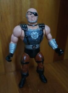 Vintage Masters of the Universe Blade Action Figure w Paint Wear MOTU (1987)