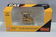 55108 NORSCOT DM CAT D5M LGP TRACK TYPE TRACTOR BULLDOZER 1:87/HO SCALE MODEL