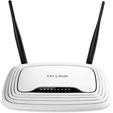WL-Router TP-Link TL-WR841N 300MBit pro Sekunde Netzwerkrouter 2 Antennen
