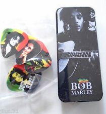 BOB MARLEY - 10 MEDIATORS reggae  -Just for fun -pour guitare