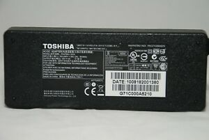 Genuine Toshiba PA3755U-1ACA Charger (15 Volts, 5 Amps, 6.5mm, 3mm, 9.5mm)