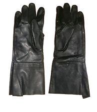 Stulpenhandschuhe Handschuhe Leder lang Larp Mittelalter