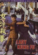 Hapkido AKA Lady Kung Fu - Hong Kong Kung Fu Martial Arts Action movie DVD - NEW