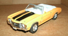 1/39 Scale 1971 Chevrolet Chevelle SS454 Diecast Model Muscle Car - Welly 49769