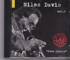 Miles Davis-Jean Pierre vol 2 cd album