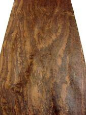 Imbuya Veneer  200 cm by 19 cm   (1203)