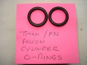 FALCON FN19 / FN12 / TITAN AIR RIFLE CYLINDER O RINGS
