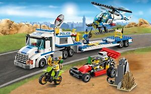 LEGO CITY POSTER - DIFFERENT SIZES - FREE UK POSTAGE - (LC6) POLICE
