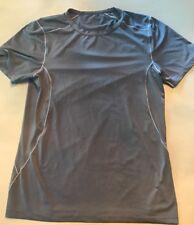 Patagonia Mens Lime Gray T Shirt Size SmallSilkweight Summer Running