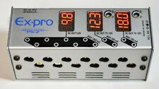 Ex-pro PS-2 DC Power Supply Guitar Effects Pedal 7V - 18V Made in JAPAN New