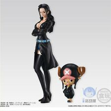 Anime One Piece Movie Film Gold 2 Nico Robin & Chopper Set PVC Figure No Box