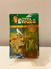 Star Wars: King Gorneesh Action Figure / Ewoks Annimated TV Series Kenner 1985