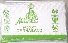 100% Natural Latex Pillow For Health Sleeping  Anti-Bacteria Anti-Mite Airflow