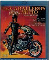 Los caballeros de la moto (Knightriders) (Bluray Nuevo)