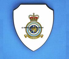 ROYAL AIR FORCE 7 POLICE SQUADRON WALL SHIELD (FULL COLOUR)