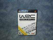 WRC: World Rally Championship (Sony PlayStation 2, 2002)