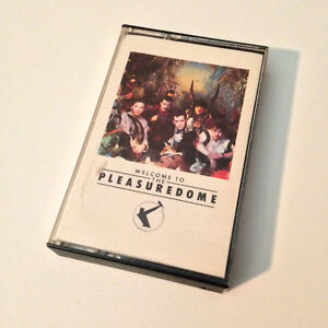 FRANKIE GOES TO HOLLYWOOD - Welcome To The Pleasuredome - Cassette Tape - EX