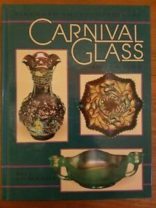 Standard Encyclopedia  of Carnival Glass 4th Edition