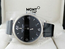 NEW Montblanc Star Classique Swiss Automatic Men's Watch 107072