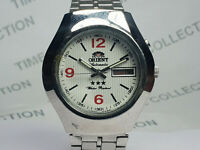 Vintage Orient Day/Date Mens analog  Mechanical Automatic Wrist Watch OG295 Z