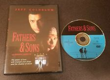 Fathers and Sons (DVD) Jeff Goldblum & Rosanna Arquette Paul Mones film RARE