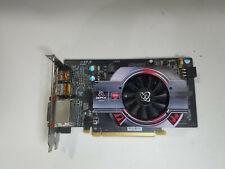 XFX AMD Radeon HD 6770 1GB Graphics Card HDMI DUAL DVI  HD-677X-ZAFV TESTED