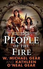 People of the Fire (The First North Americans series, Book 2), Kathleen O'Neal G