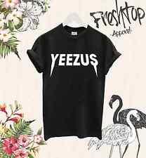 Yeezus T Shirt Tee Concert Rock Ticket Yeezy 77 Tour Kanye West Rap Top Homies