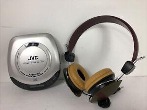 JVC Portable CD Player XL-PG4 Hyper Bass 40 Sec Triple Anti Shock Protection