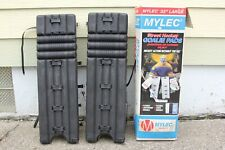 Mylec 32-Inch Street Hockey Goalie Pads - Used In Box - Large