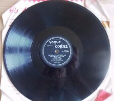 """BILLY WILLIAMS """"Gonna Sit Right Down And Write Myself A Letter"""" VOGUE CORAL 78VG"""