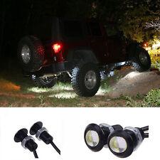 10x Eagle Eye DRL LED Rock Lights For JEEP ATV Off Road Truck Under Trail Lights