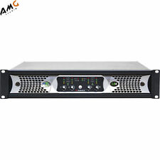 Ashly nX1.54 Power Amplifier 4 x 1500 Watts/2 Ohms with Programmable Outputs