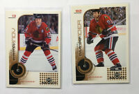 2001 - 02 Upper Deck MVP Ice Hockey Cards (Pick from List)