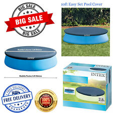 More details for new intex 10ft easy set swimming pool cover - 28021