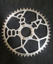 VINTAGE BSA BICYCLE TRACK CHAIN WHEEL / RING SUIT 3 SPEED BIKE 46T PATH RACER