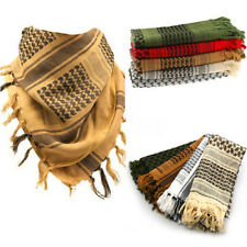 HOT Lightweight Military Arab Tactical Desert Army Shemagh KeffIyeh Scarf  Wrap