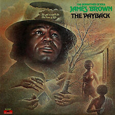 JAMES BROWN The Payback POLYDOR RECORDS Sealed Vinyl Gatefold Cover 2xLP