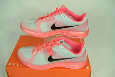 New Womens 12 NIKE Lunar Racer Solar Red Dynamic Running Shoes $100 324903-006
