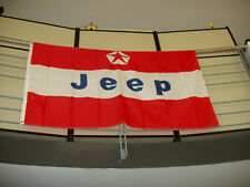 Bandiera Jeep Originale