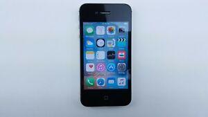 Apple iPhone 4s (A1387) 8GB - Black (Unlocked) Smartphone Clean IMEI Q7267
