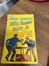 Billy Bunter Butts In By Frank Richards