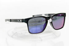❗️ NEW OAKLEY CATALYST SUNGLASSES OO9272-06 Black Ink / Positive Red Iridium