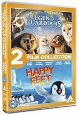 Legend of The Guardians Happy Feet Double Pack DVD UK Set Region 2